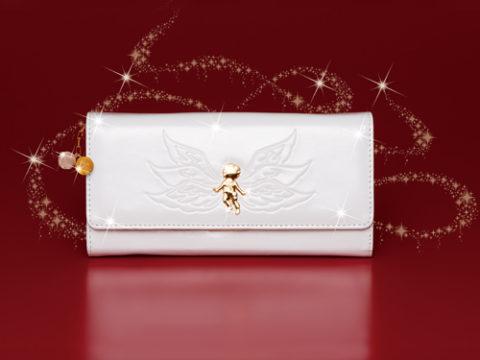 水晶院のミリオンエンジェル財布