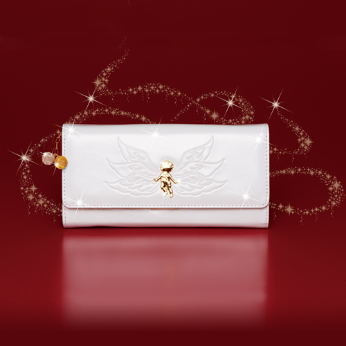水晶院のおすすめ財布!天使が可愛い♪ミリオンエンジェル