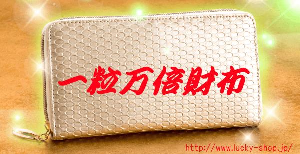 【金運万倍財布・一粒万倍財布 効果】一粒万倍日に買う最適の財布やバッグがあった!