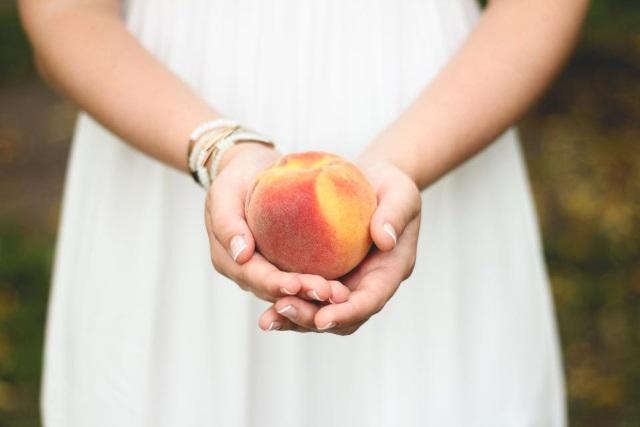 中国では桃は幸せを呼ぶ・産む果実といわれています