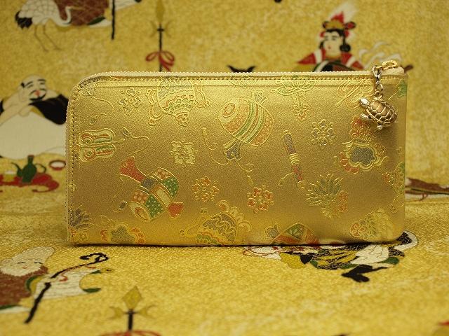 宝づくしの財布 財布屋